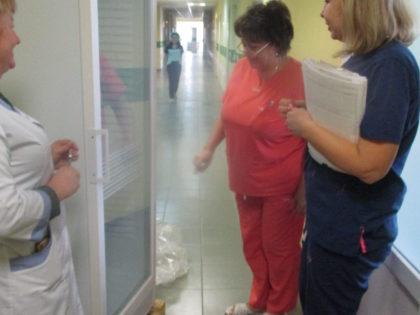 Помощь для  Сумской областной детской больницы