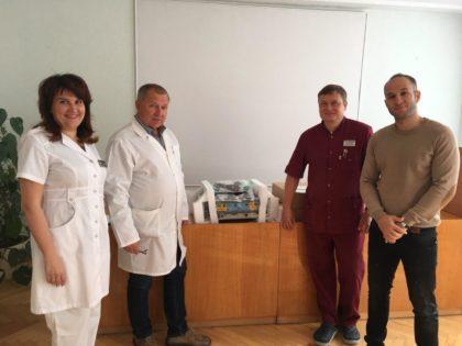 Помощь Киевскому городскому роддому №2