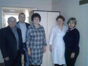 Помощь Полтавской городской детской больнице