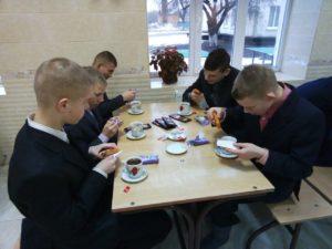 Помощь детям Бердичевской специальной школы-интернат