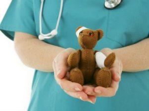 Помощь для лечения детей в Житомирской областной больнице